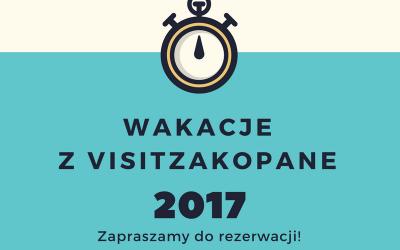 Wakacje z VisitZakopane!