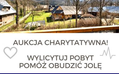 VisitZakopane charytatywnie dla p. Joli – podopiecznej Fundacji SEDEKA