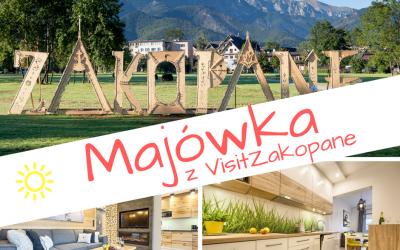 Majówka 2018 tylko w Zakopanem