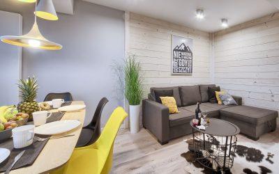 Nowość w VisitZakopane! Apartament Apres SKI dołączył do naszej oferty.