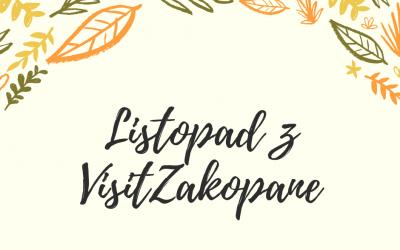 Listopad w apartamentach VisitZakopane!