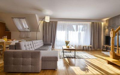 Apartament Faro dołączył do oferty VisitZakopane.