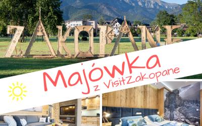 Majówka 2019 w Zakopanem