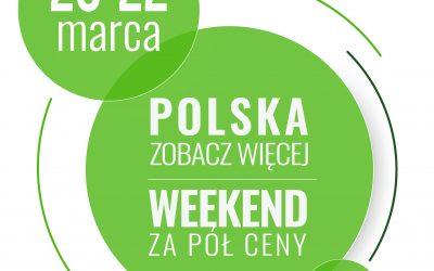 Polska zobacz więcej-weekend za pół ceny 20-22.03 z VisitZakopane!