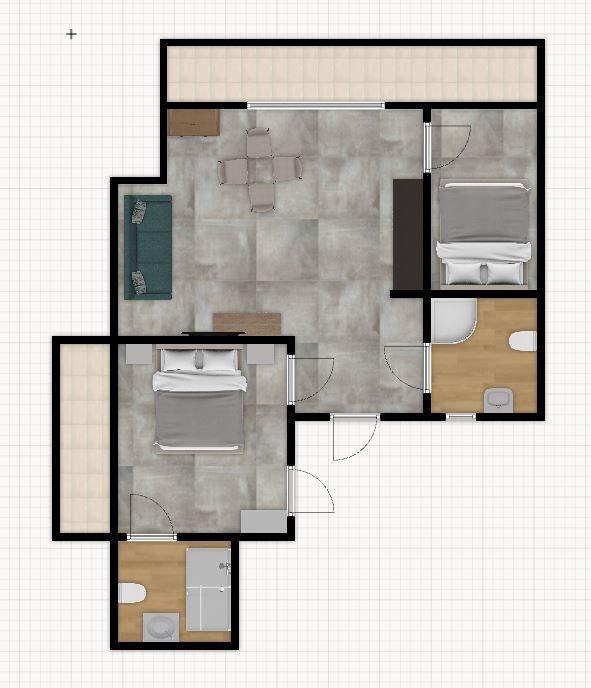 Apartamenty Zakopane - Apartament WILLA PLAN nr 5 - Zakopane