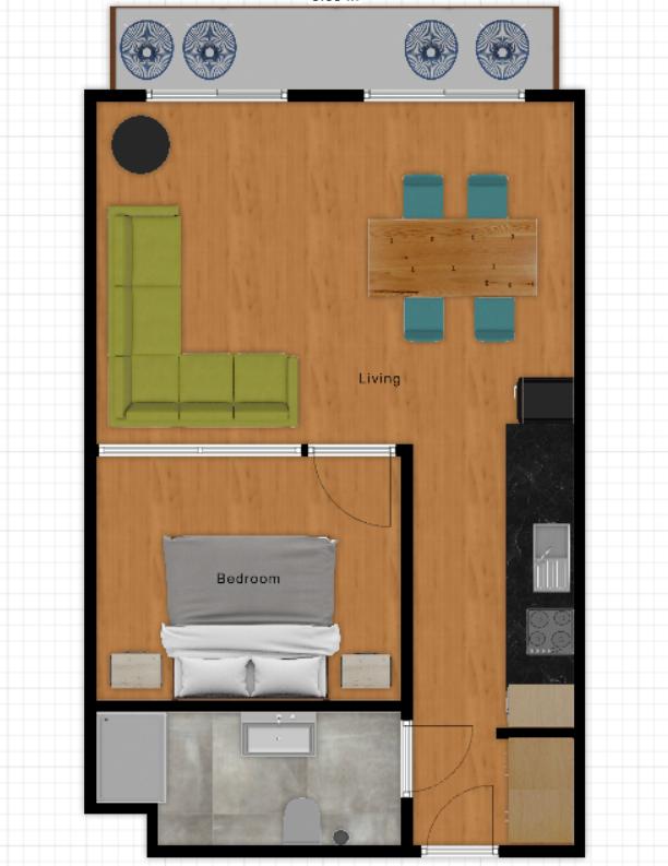 Apartamenty Zakopane - Apartament OPAL - Zakopane