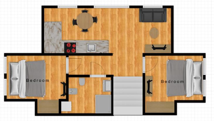 Apartamenty Zakopane - Apartament HRABIA - Zakopane