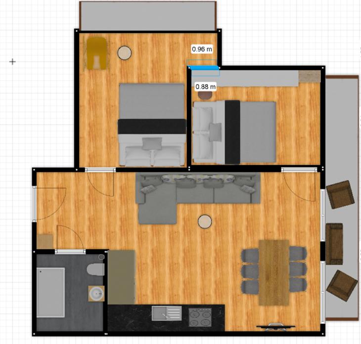 Apartamenty Zakopane - Apartament GRIZZLY SPA - Zakopane