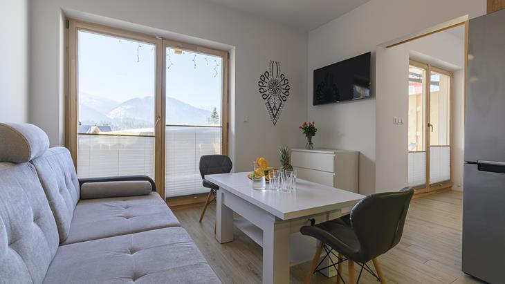 Apartamenty Zakopane - CHAMONIX Apartment - Kościelisko