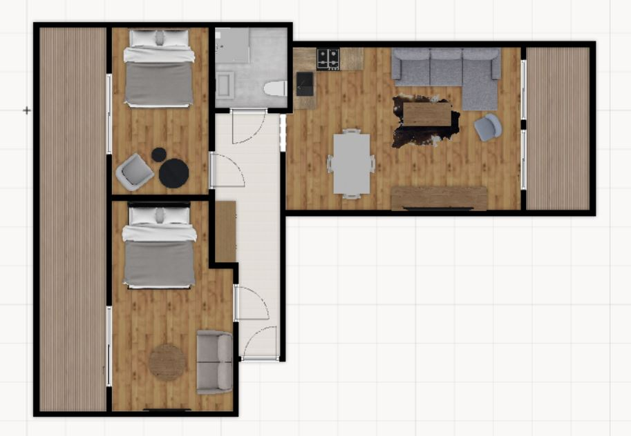Apartamenty Zakopane - PORTO Apartment - Zakopane