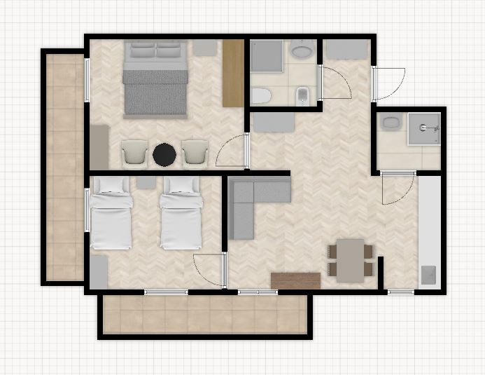 Apartamenty Zakopane - Apartament LEMON - Zakopane