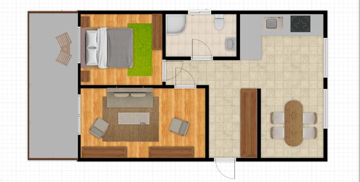 Apartamenty Zakopane - Apartament KROKUS - Zakopane