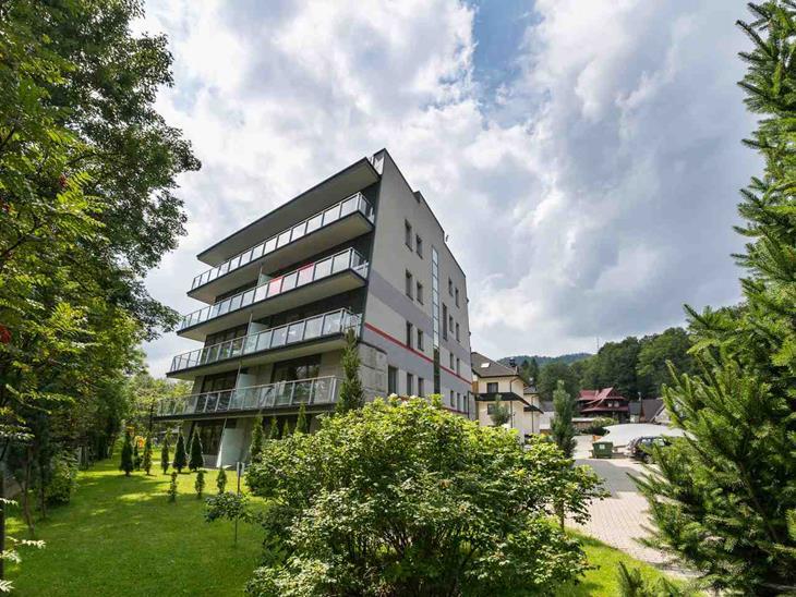 Apartamenty Zakopane - Apartament KRYSZTAŁ - Zakopane